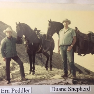 duane shepherd and ern peddler